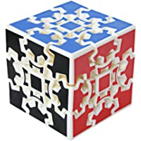 Maomaoyu Pyraminx Cube 3x3 3x3x3 Speed Cube Pyramide Triangle Magique Magic Cube Puzzle Ultra Rapide (Blanc)