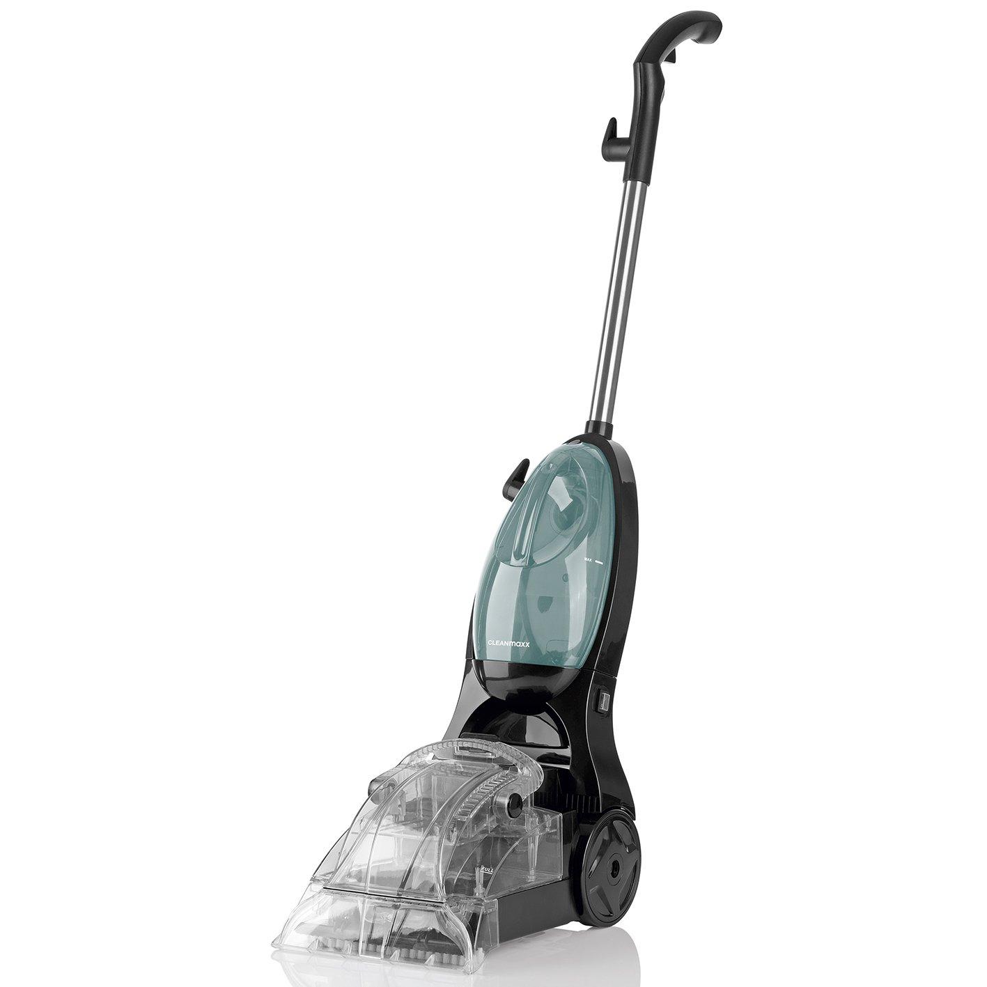 CLEANmaxx 05493 Aspirapolvere per tappeti | 500W | verde TV Unser Original 05493200199