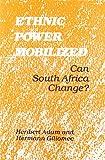 Ethnic Power Mobilized 9780300023770