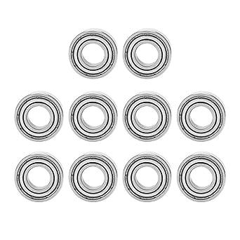 686-2Z 6x13x5 Radiales Rillen-Kugellager 686ZZ