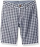 Nautica Boys' Bermuda Gingham Short