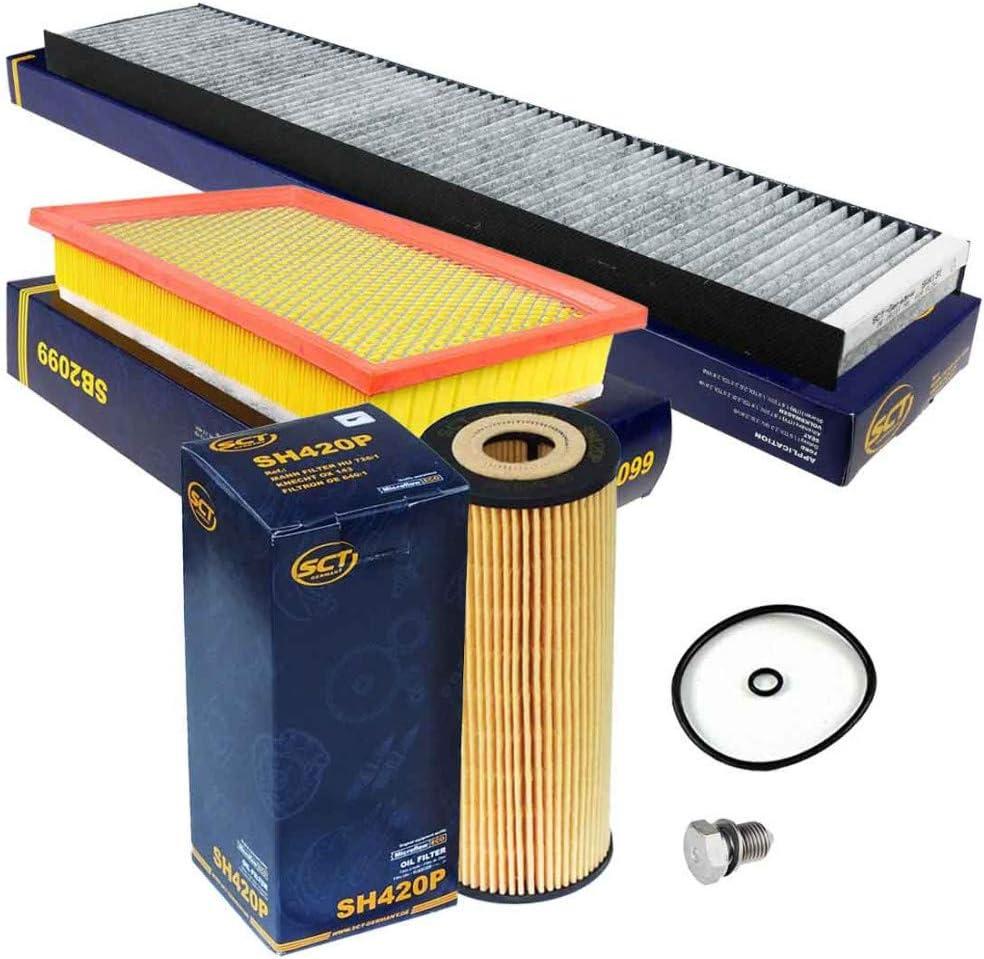 SH 420 P von SCT Germany SAK 131 Inspektionspaket Filtersatz SB 2099
