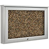 balt 94HABT-O-RT Weather Sentinel Outdoor Bulletin Board Cabinet