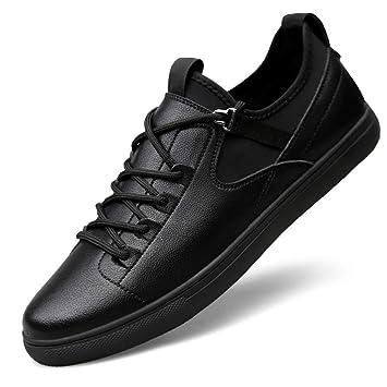 En Hommes Nouveau Parquet Eeayyygch Cuir Cuir Chaussures Pour p4HnU
