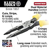 Klein Tools J207-8CR Needle Nose Pliers are