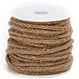 TraveT-Nature-Color-Arts-Crafts-Twisted-Hemp-Roll