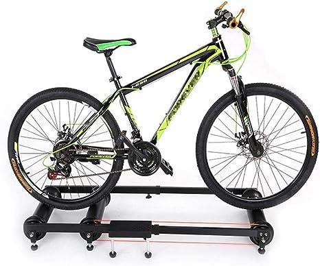FDSAG Rodillos De Entrenamiento De Bicicleta para Interiores ...