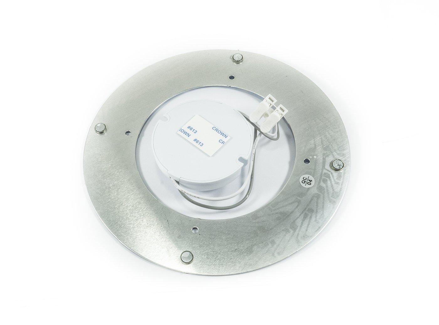Plafoniere Con Circolina : Kit conversione pannello led plafoniera small lampada luce neon smd