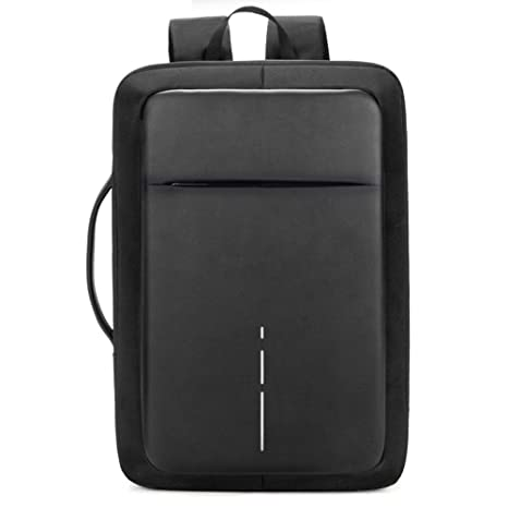 6d9d6d12ce0d Zrui Anti Theft Backpack, Slim Business Laptop Backpack for Men, Waterproof  Travel Backpack with USB Charging Port, Fits 15.6 Inch Laptop/Notebook