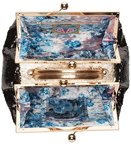 Choice Black Jus Handle Bag Irregular Women's Sayin Floral Top Bag Black TwSggx