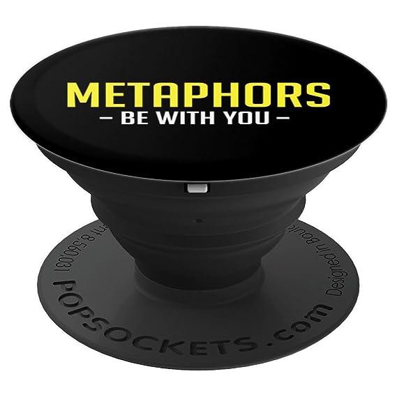 Amazon com: Funny Metaphors Be With You English Teacher