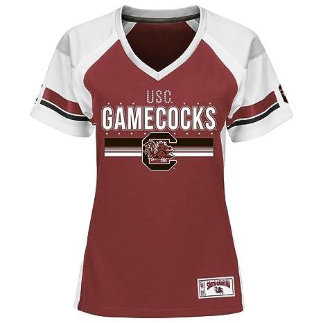 best sneakers 2226c 0f773 Amazon.com : Majestic South Carolina Gamecocks Jersey Draft ...