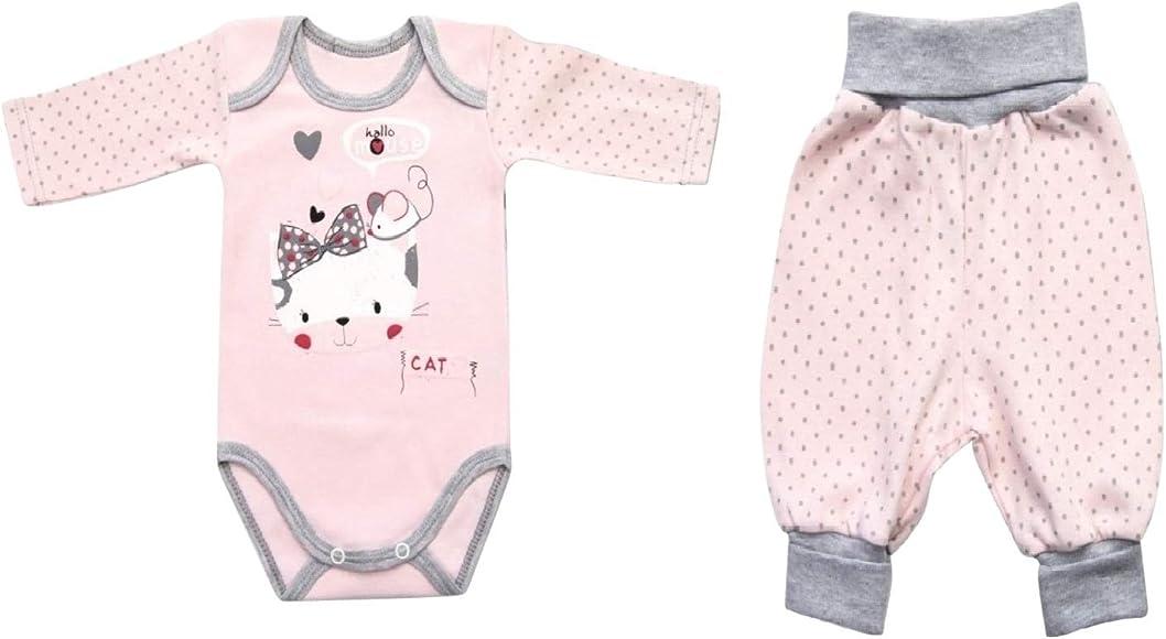 Baby Hose /& Shirt SET 50 56 62 68 74 80 86 92 98 104 Hemd Stramplerhose