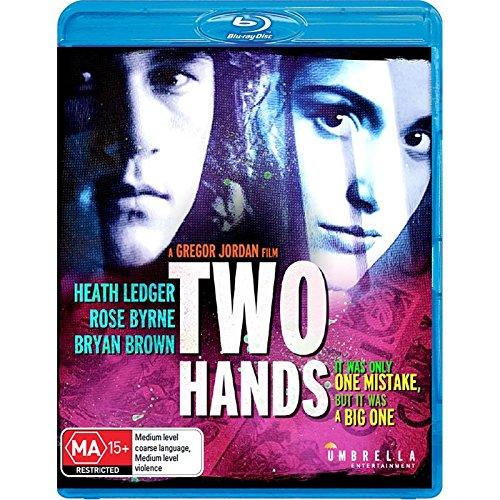Blu-ray : Two Hands (Australia - Import)