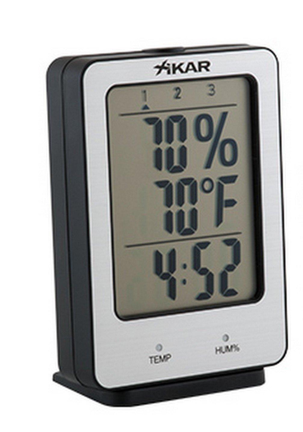 Xikar PuroTemp Hygrometer System