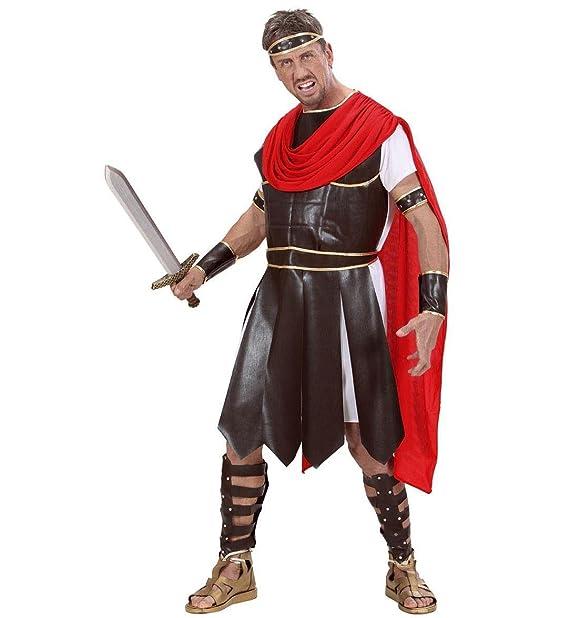 WIDMANN Widman - Disfraz de gladiador romano para hombre, talla L (73203)