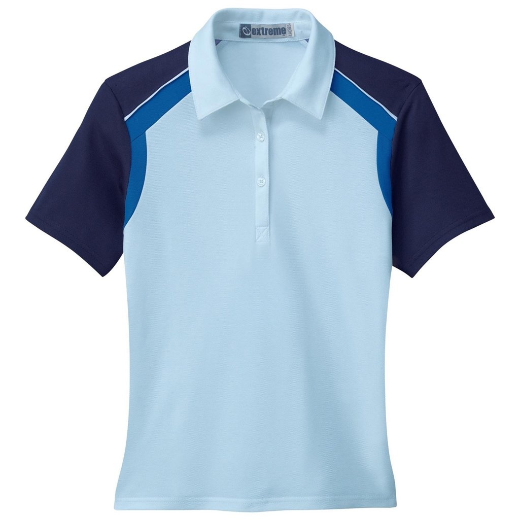 Ash CityレディースEdryカラーブロックポロシャツ B00JOR3AKW Ash Classic B00JOR3AKW Navy Blue/Silver/Nautical Blue/Silver 3L, 木のおもちゃ デポー:6a342ba9 --- sharoshka.org