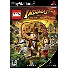 Lego Indiana Jones / Game - PlayStation 2