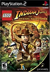 Lego Indiana Jones PS2Your Favorite Hero in Lego FormLEGO Indiana Jones: The Original Adventures takes the fun and creative construction of LEGO and combines it with the wits, daring and non-stop action from the original cinematic adventures ...