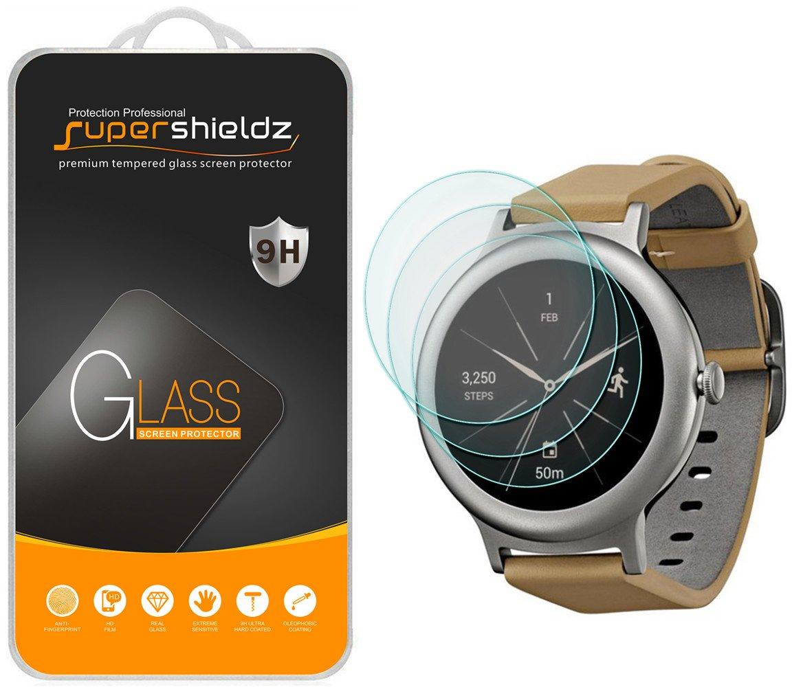 Vidrio Templado LG Watch Style Anti Scratch [3un] (6WV97KM6)