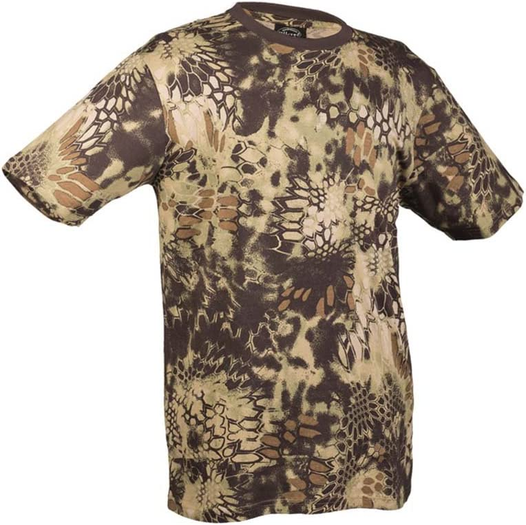 Mil-Tec EE.UU Camiseta Ligero Camuflaje