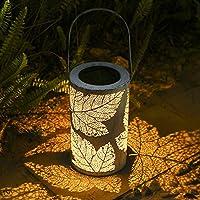 Tomshine LED Lampe solaire extérieure