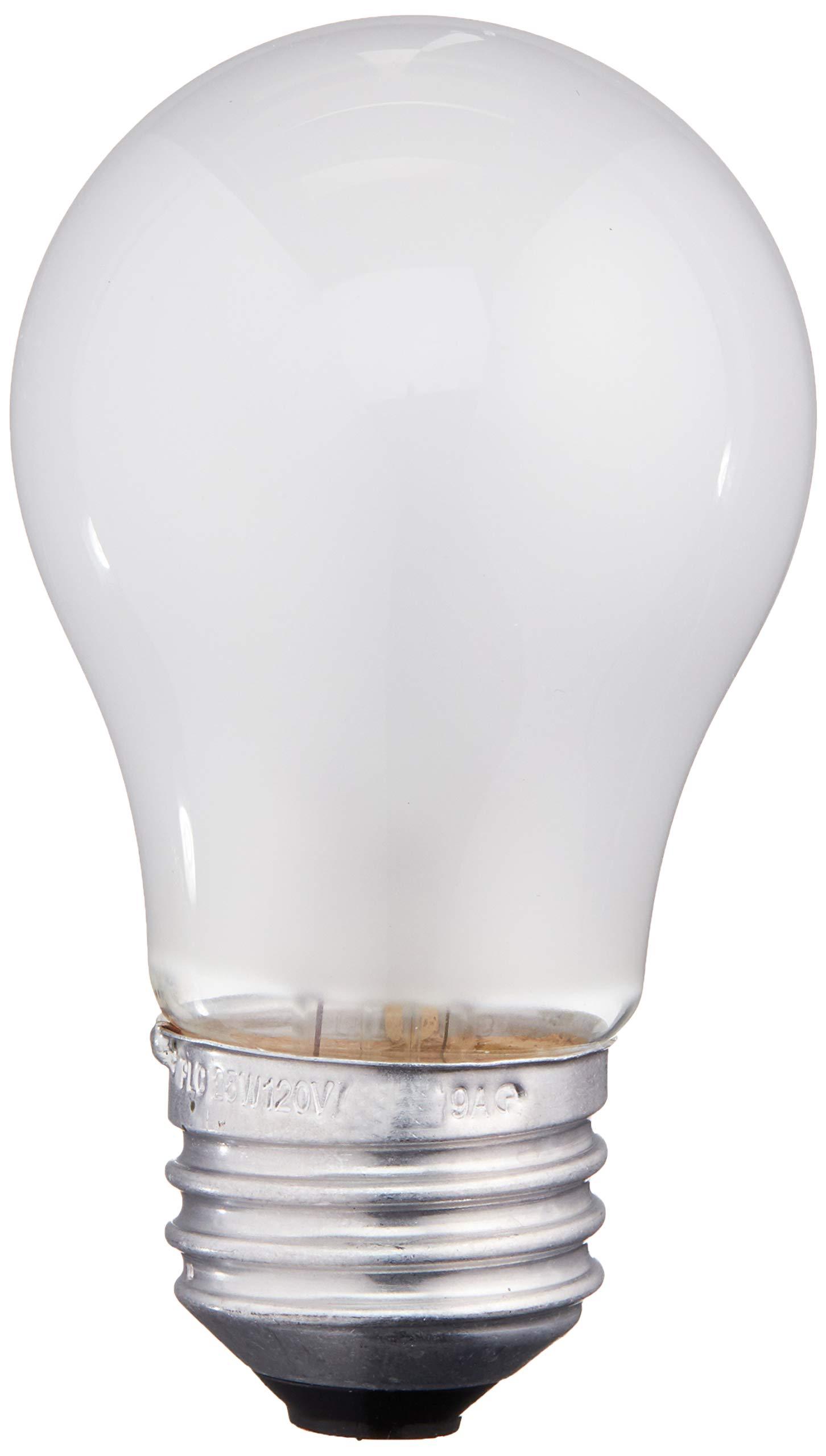 Philips 470385 Incandescent Light Bulb, White, 6 Piece