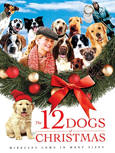 The 12 Dogs of Christmas (Santa Buddies The Search For Santa Paws)