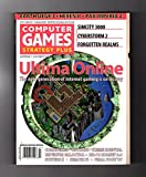 Computer Games Strategy Plus -July, 1997. Diablo, Simcity 3000, Cyberstorm 2, Forgotten Realms, Ultima, Commanche 3,Imperium Galactica,F/A-18 Hornet 3,Earthsiege 3, Hexen II, Pax Imperia 2,many more