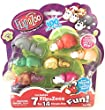 NEW! FlipaZoo SERIES 1 - Mini Collectible Figures 7 Pack - Includes 7 FlipaZoo for 14 Times the Fun - STYLE 1