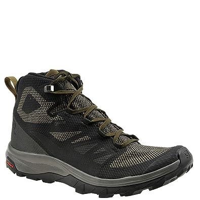 e2f3b40972 Salomon Men's Outline Mid GTX Hiking Boots