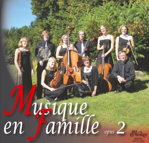 Musique en Famille opus 2