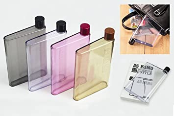 c57b7ccdcc Buy Portable A5 Memo Notebook Water Bottle (Multicolor) Online at ...