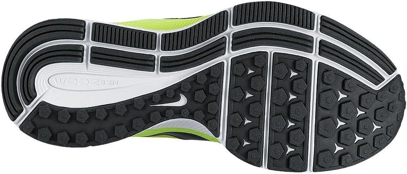Nike - Performancezoom Pegasus 34 - Zapatillas Neutras - White/Volt/Ghost Green/Black: Amazon.es: Zapatos y complementos