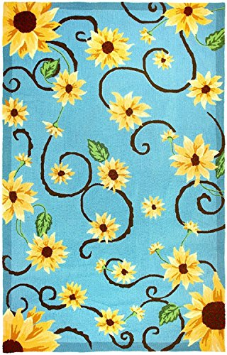 Sunflower Area Rugs Brighten Up Your Floors Amp Let The