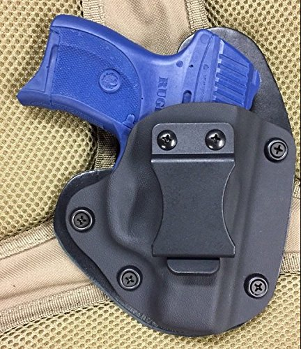 Ruger LC9 LC9s IWB Holster, Black 0 080