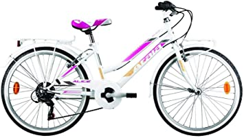 Atala - Bicicleta de niña modelo 2020 City Bike Alice 6 V 24 ...