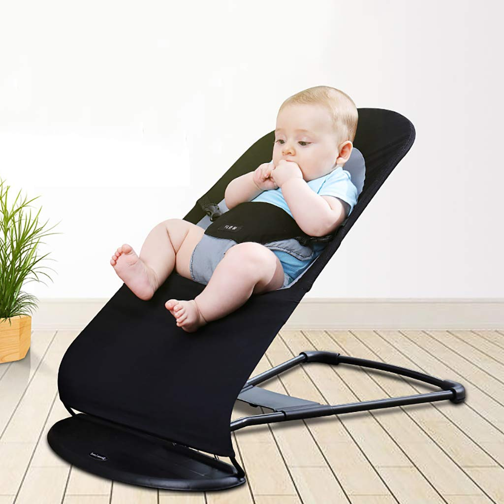 Bouncer Balance Soft, Baby Chair The Children's Bouncing Cradle (4 colors, Mesh) (Color : C) by BB Swings (Image #4)