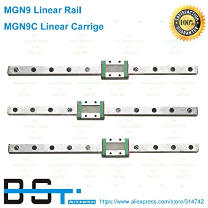 Amazon.com: Lysee Kossel Mini MGN9 9mm miniature linear ...