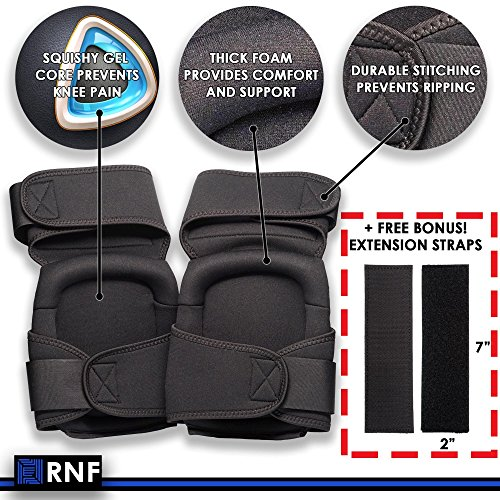 Buy construction knee pads gel