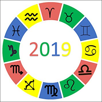 Amazon com: Horoscope 2019 includes Yearly monthly and Daily