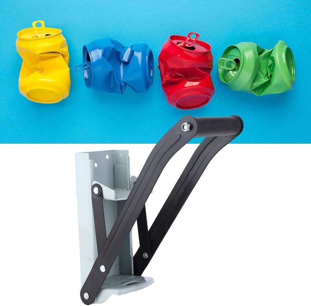 Trituradora de latas de Hierro de 12 oz, trituradora de Servicio Pesado para Botellas de Reciclaje de Hardware Industrial Eco Tools