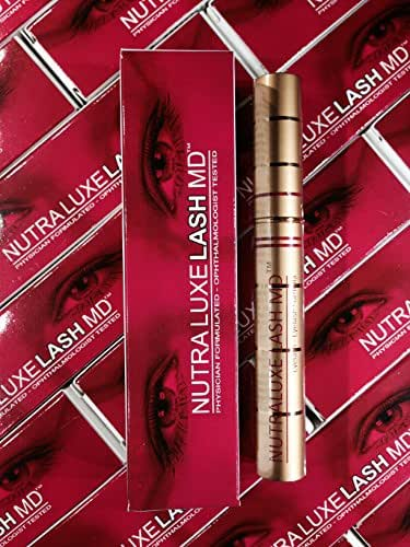 Nutraluxe by Nutraluxe Lash MD Beautylash Conditioner-- 3 ml / .1 oz