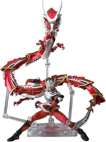 S.H.Figuarts Kamen Rider Ryuki Kamen Rider Knight Survive Action... FROM JAPAN