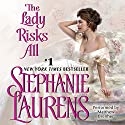 The Lady Risks All Audiobook by Stephanie Laurens Narrated by Matthew Brenher