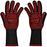 Best Grilling Gloves For Cooking - Oven Mitts Heat Resistant BBQ Gloves – Best Review