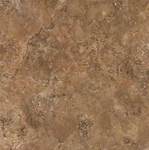 Armstrong Durango Alterna Vinyl Tile Flooring, Clay/FPD4159161