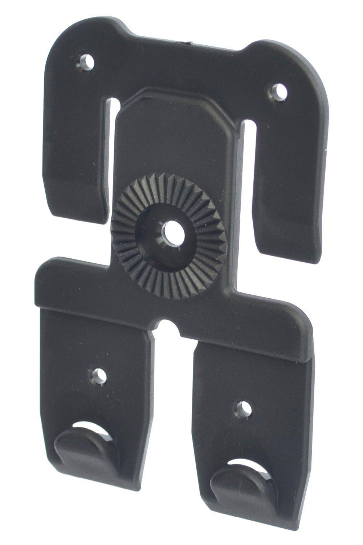 orpaz defensa Molle Holster adaptador ajusta a todo orpaz marquetería y bolsillos se ajusta todos Modular Tactical Gear que utiliza la sistema de fijación Molle