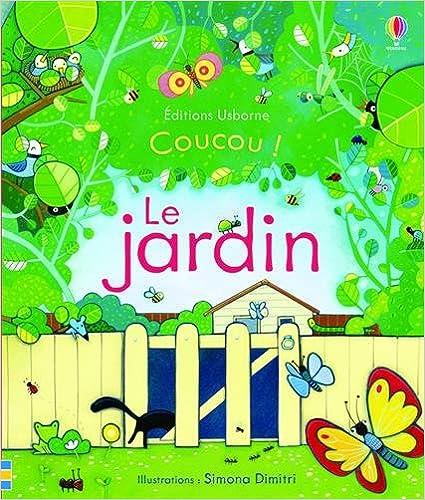 Télécharger en ligne Coucou ! - Le jardin epub, pdf