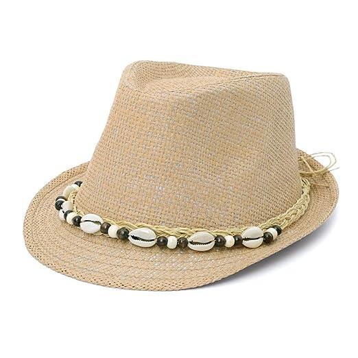 ZYDSD Sombrero de Bush Sombrero de paja de verano Sombreros de sol ...